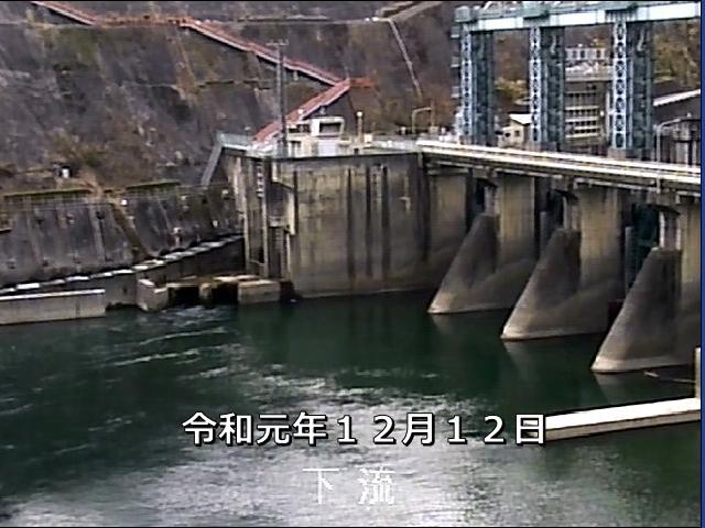 池田ダム画像